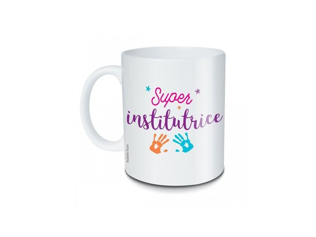 MUGS | Super institutrice