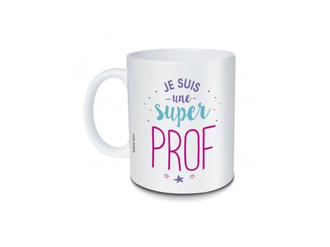 MUGS | Je suis une super Prof