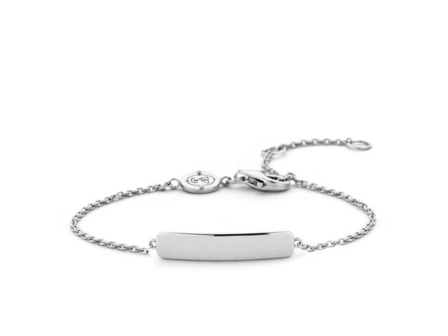 Ti Sento | Bracelet à Personnaliser - Argent