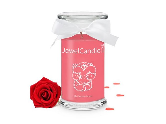 Jewel Candle | FAVORITE PERSON | 29.95€-39.95€