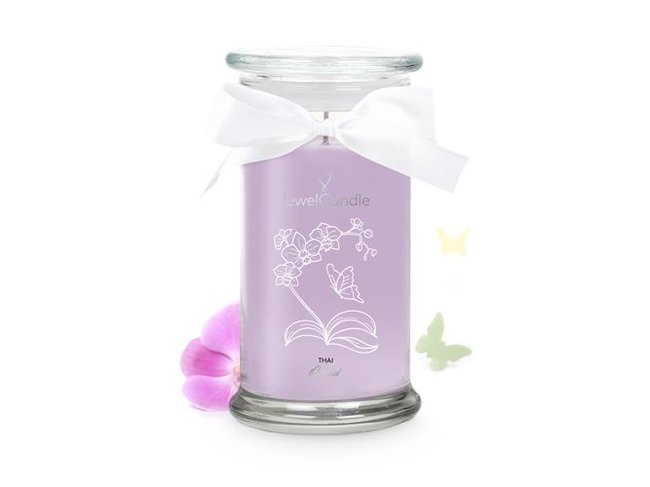 Jewel Candle | THAÏ ORCHIDEE | 29.95€-39.95€