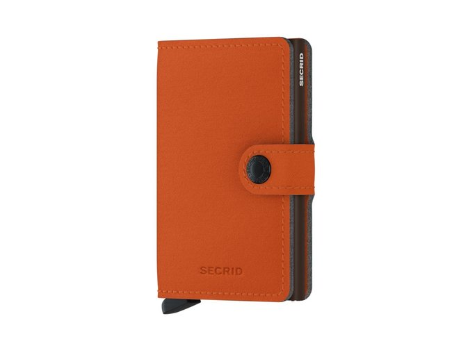 Secrid | MINIWALLET | YARD ORANGE