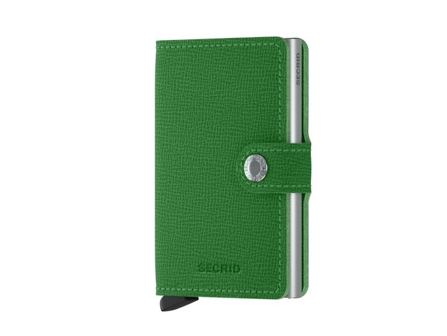 Secrid | MINIWALLET | CRISPLE | LIGHT GREEN