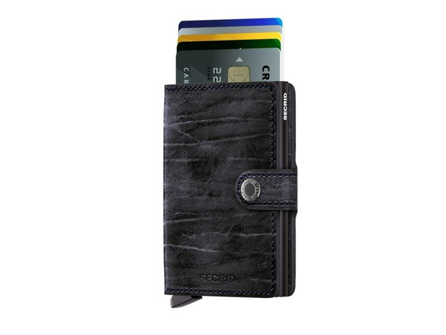 Secrid | MINIWALLET | DUTCH MARTIN | NIGHT-BLUE