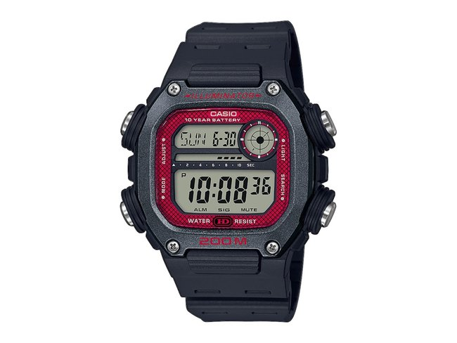 Casio | Collection | DW-291H-1BVEF
