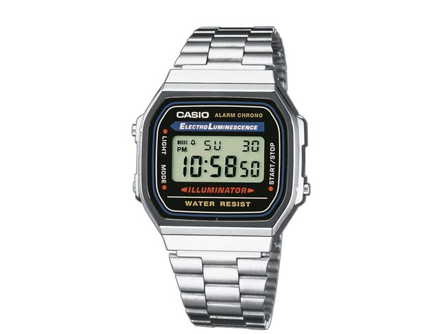 Casio | Vintage | A168WA-1YES
