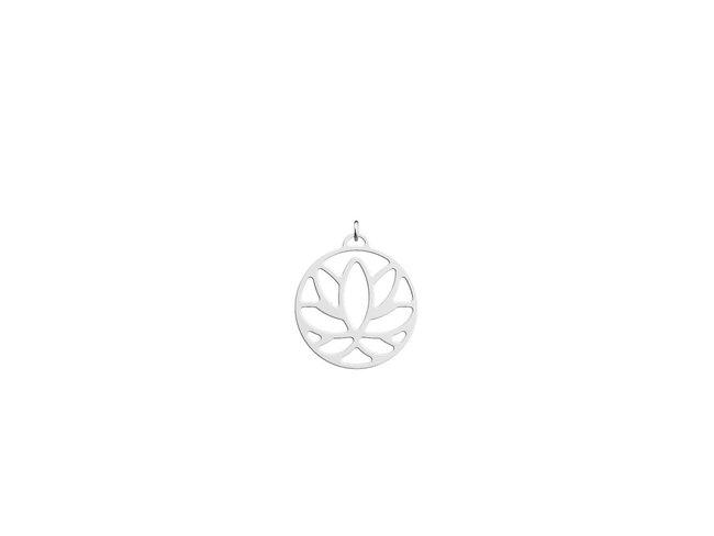 Les Georgettes | Lotus | 25mm | Argenté