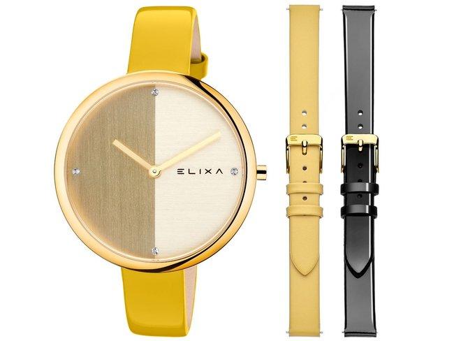 Elixa | Beauty | Acier doré