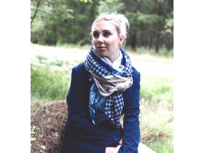 Shanna | FOULARD | ROSELINE