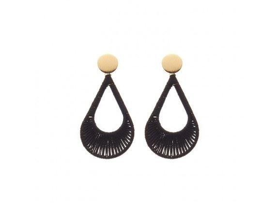 BIBA   Boucles d'oreilles - Métal   Acrylique