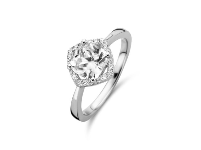 Naiomy Silver | Bague | Argent | N0P51