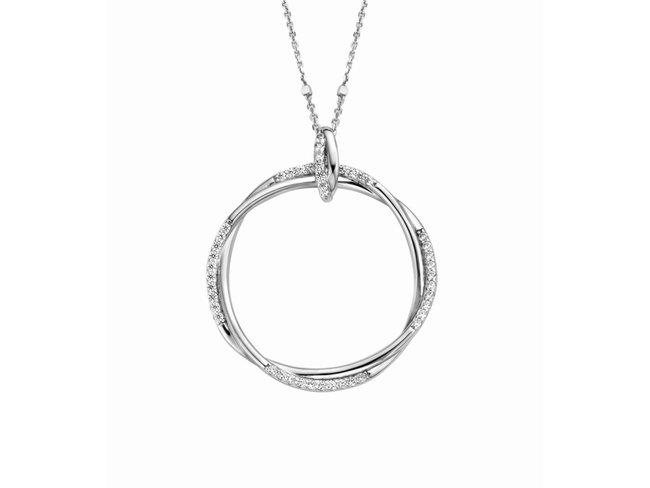 Naiomy Silver | COLLIER | N0B66