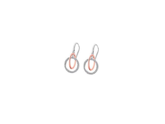 Lotus Silver | Boucles d'oreilles | LP1955-4/1