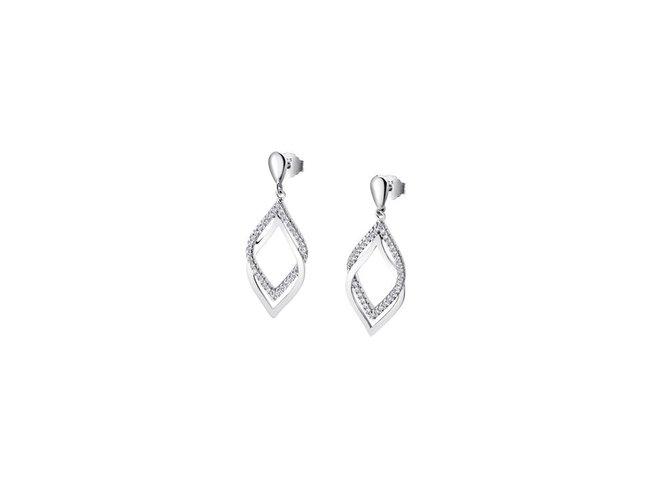 Lotus Silver | Boucles d'oreilles | LP1791-4/1