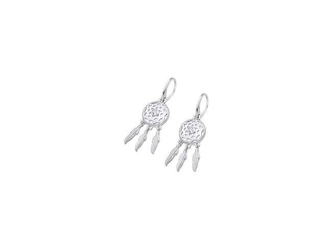 Lotus Silver | Boucles d'oreilles | LP3000-4/1