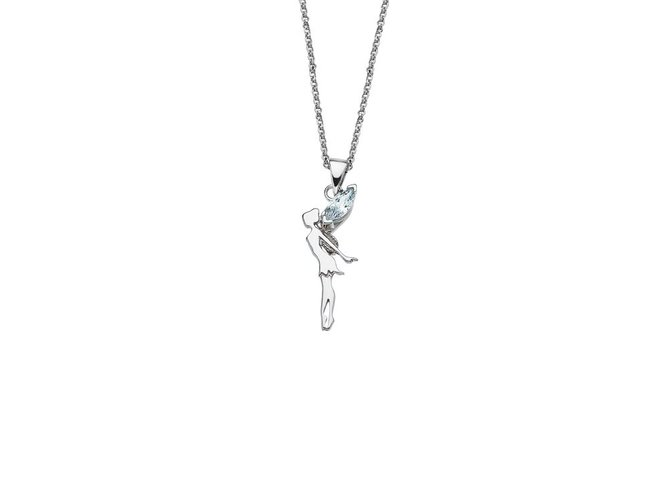 Lotus Silver | Collier | LP1590-1/1