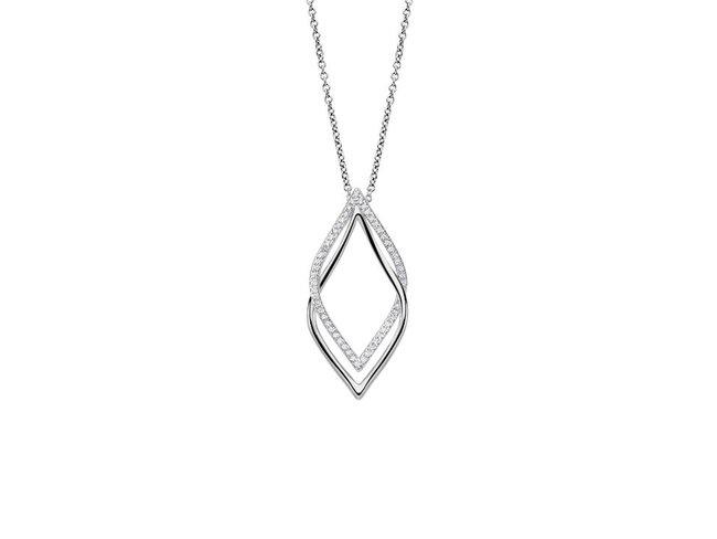 Lotus Silver | Collier | LP1791-1/1