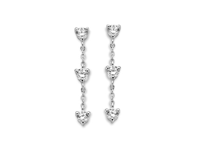 Naiomy Silver | BOUCLES D'OREILLES | B0S03