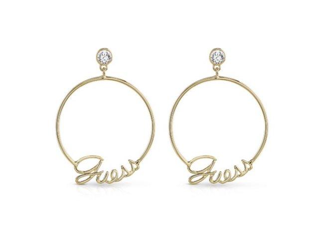 Guess Jewels | Boucles d'oreilles - Acier Doré