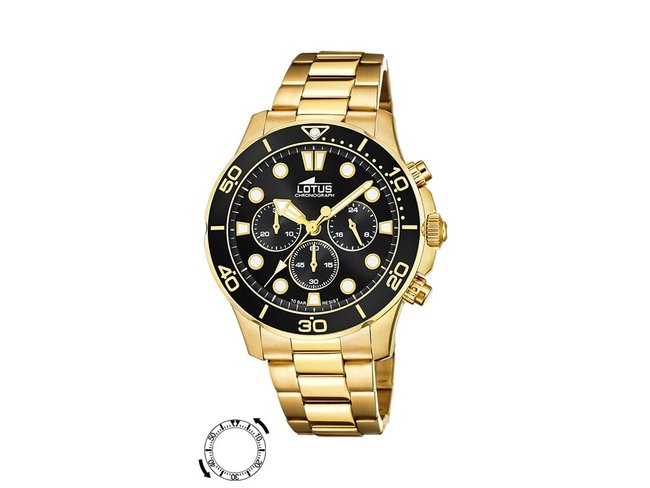 Lotus | Montre Homme Chrono - Lotus
