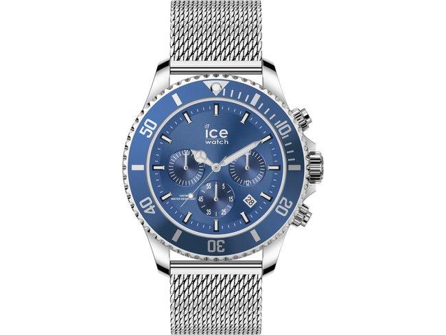 Ice-Watch | Steel | Mesh blue | Large