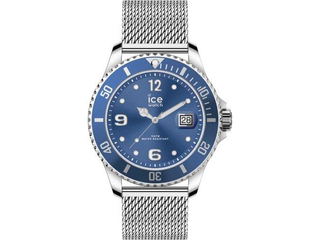 Ice-Watch | Steel | Mesh blue | Médium