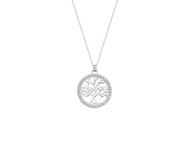Lotus Silver | Collier | Argent | LP1746-1/1