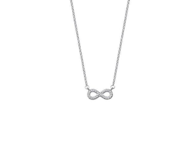Lotus Silver | Collier | LP1859-1/1