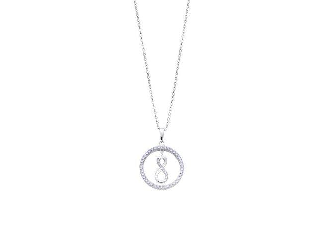 Lotus Silver | Collier | LP3065-1/1