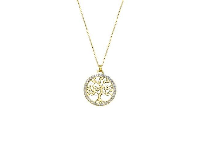 Lotus Silver | Collier | LP1746-1/2