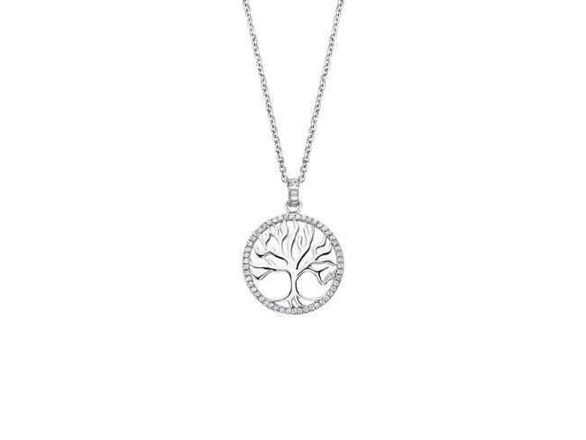 Lotus Silver | Collier | Argent | LP1779-1/1
