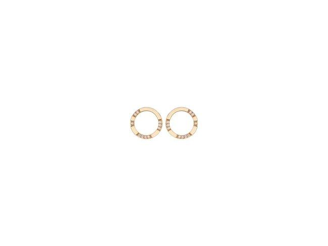 Saunier | Boucles d'Oreilles | Plaqué Or | 7036029 01