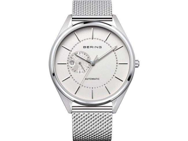 Bering | Automatic | Argenté brillant