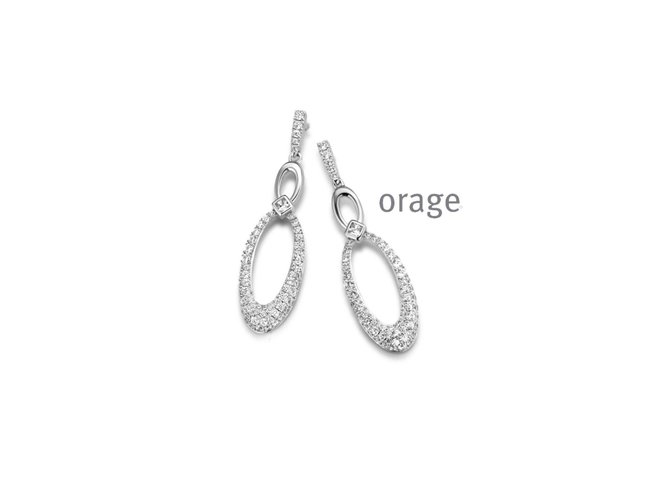 Orage | Boucles d'oreilles | AR166
