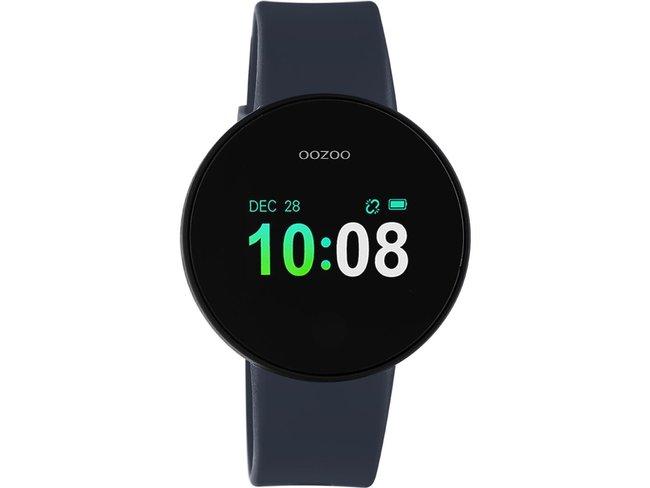 OOZOO | Smartwatch | Noir/Bleu | Q00208