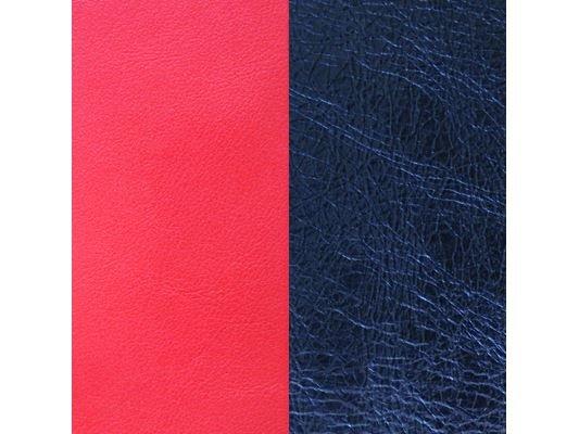 Les Georgettes | Cuir | BO | Corail/Marine