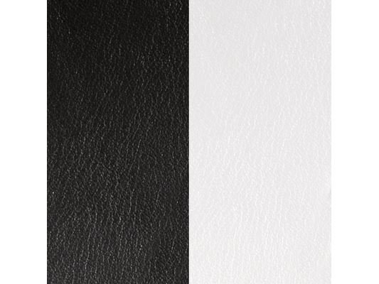 Les Georgettes | Cuir | BO | Noir / Blanc