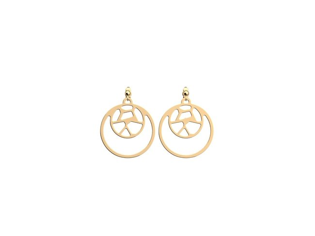 Les Georgettes | BO | Girafe | Double Rond 16mm