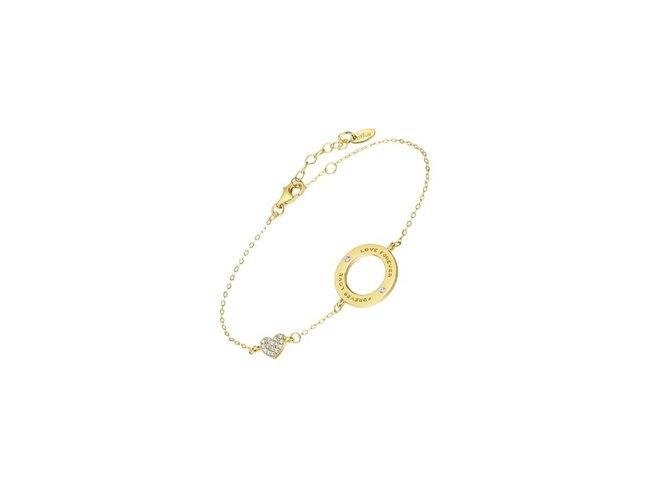 Lotus Silver | Bracelet | Plaqué Or | LP3127-2/3