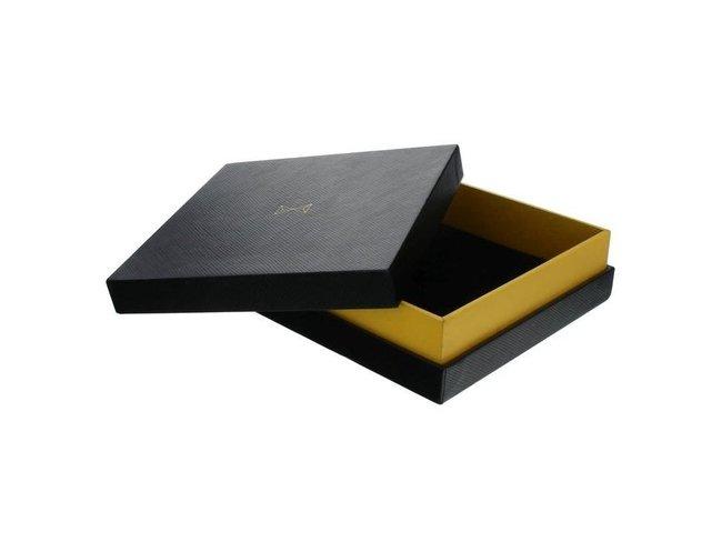 AZE Jewels | Gourmette satoin noir | AZ-BM002-B