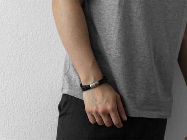 AZE Jewels | Bracelet | Halyard double | AZ-BT002-A