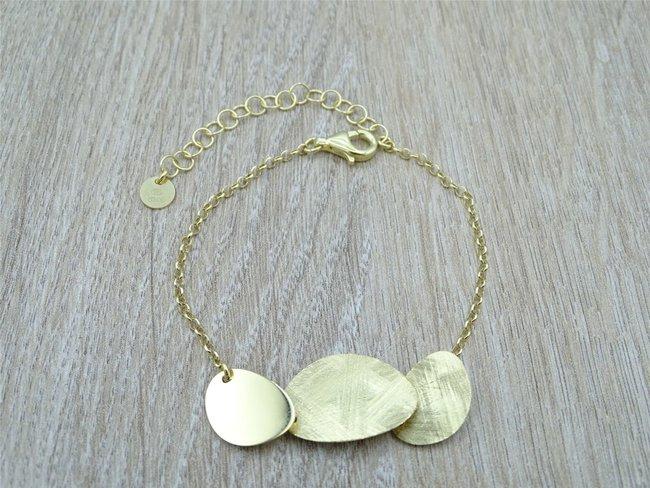 Loumya Exception | Bracelet | Plaqué Or