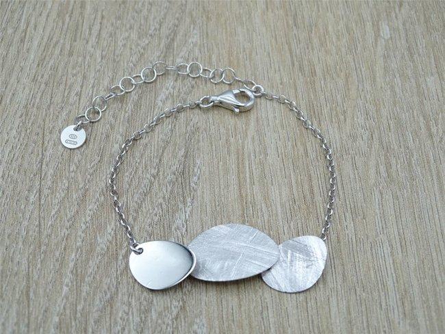 Loumya Exception | Bracelet | Argent