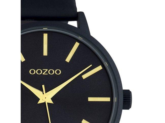 OOZOO   Cuir Noir   C10619