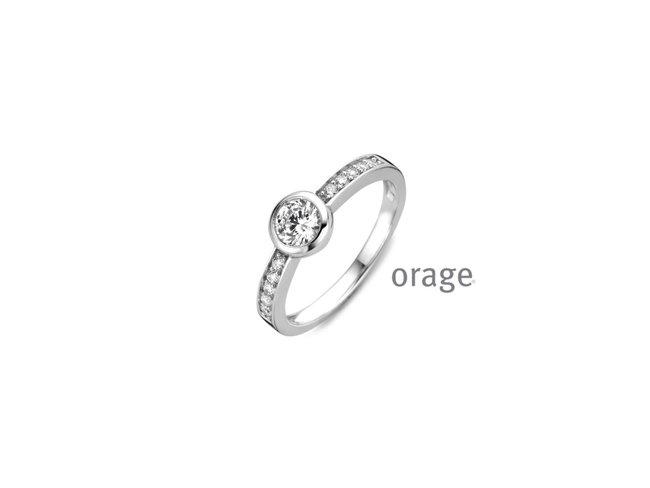 Orage   Bague   Argent   AR013
