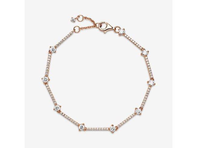 Pandora | Bracelet | Barres Pavé Scintillant