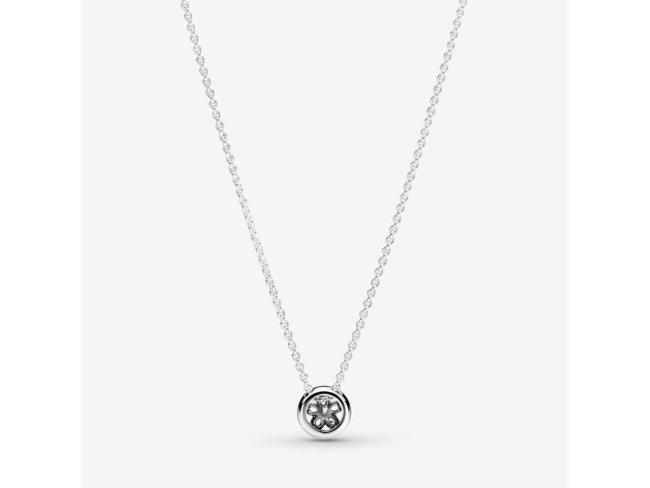 Pandora | Collier | Flocon de Neige Scintillant