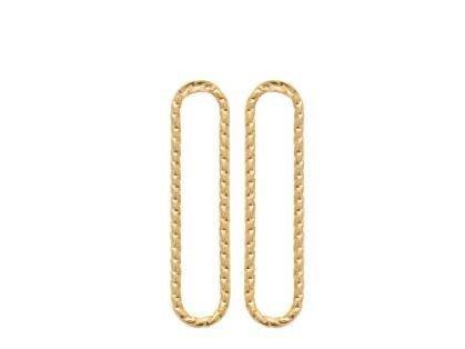 Bijoux CN Paris | Boucles d'Oreilles | Plaqué Or | 2585500