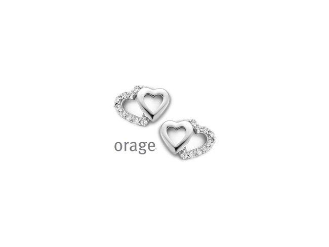 Orage | Boucles d'oreilles | Argent | V1308