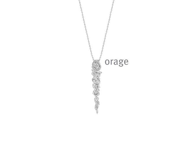 Orage | Collier | Argent | AR107